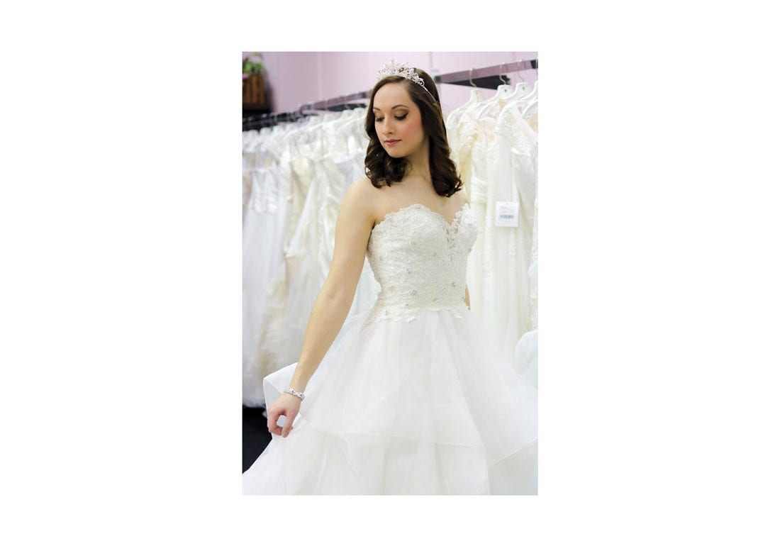 BOM 2018 Best Place to Buy a Wedding Dress: Coni & Franc ...