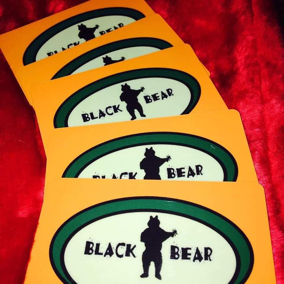 Black Bear Burritos gift card Morgantown, WV  food  WV eats WV food Where to eat in Morgantown