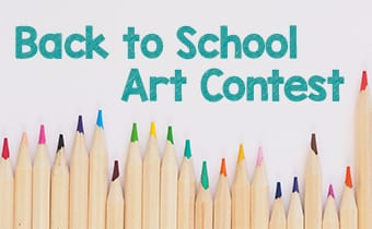 Enter the back to school art contest!