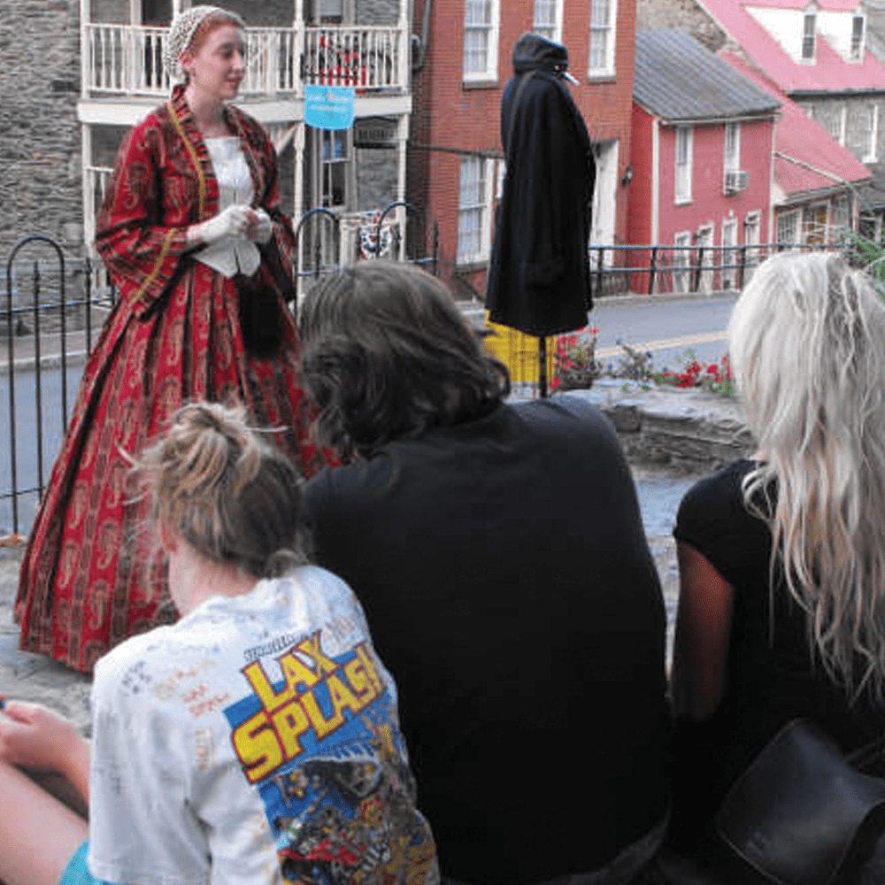 Paranormal Destination: Ghost Tours of Harpers Ferry