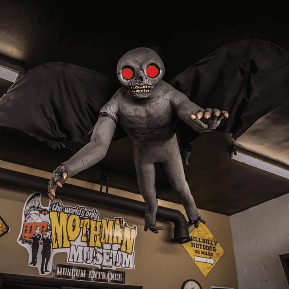 Paranormal Destination: Mothman Museum