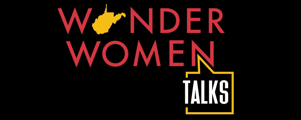 West Virginia Wonder Women TALKS logo