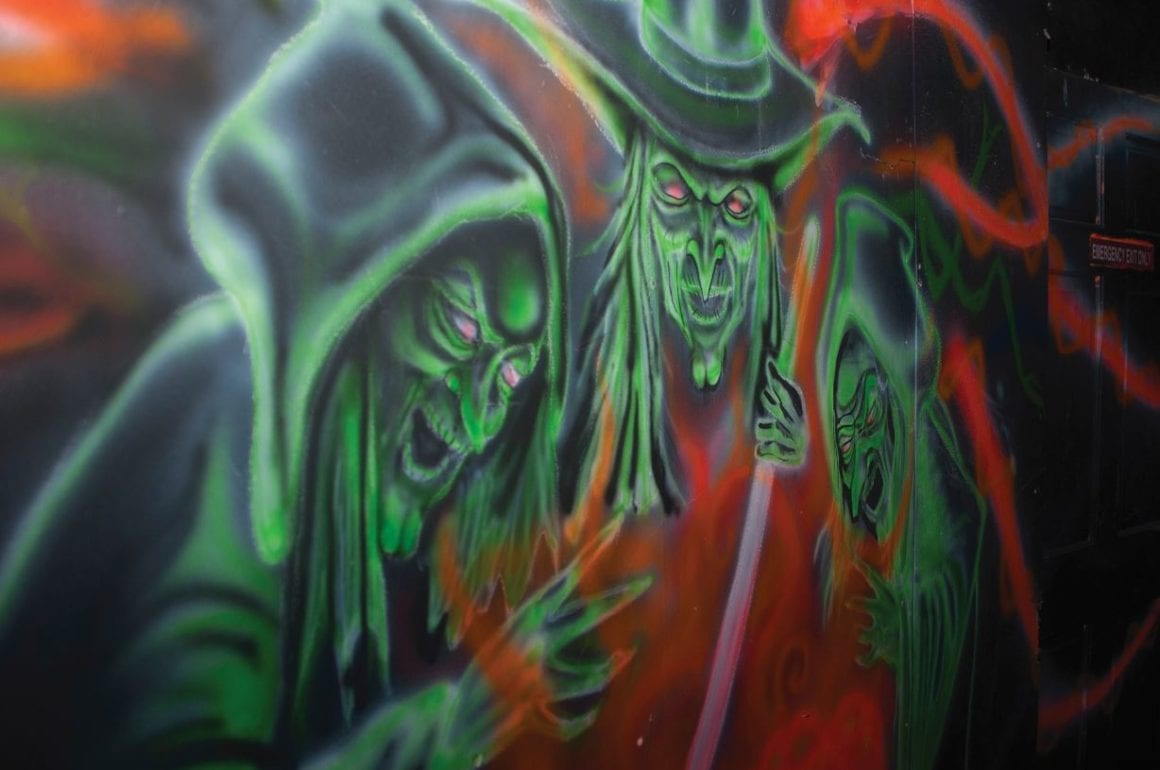 Five Frighteningly Good Haunted Houses
